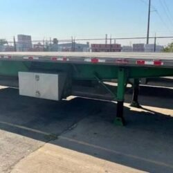 Lot of 3 flat beds